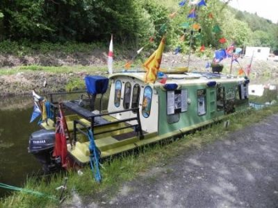 IWA Trailboat