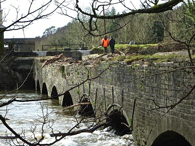 Aberdulais Aqueduct 1