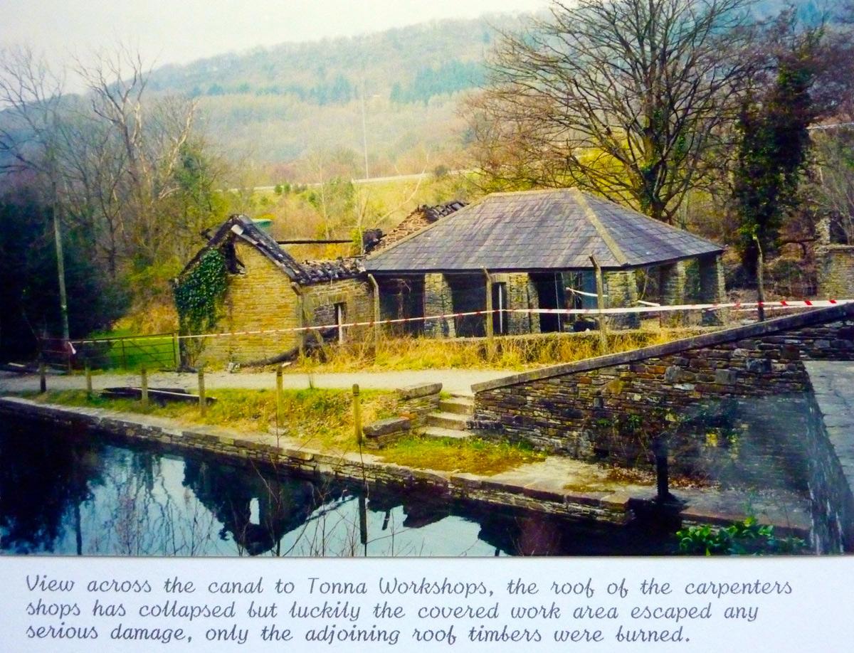 Neath Canal Workshop